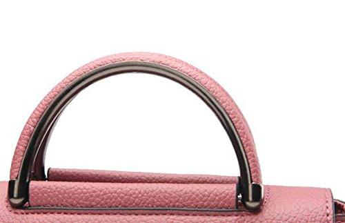 Damen Schultertasche Handtaschen Schräge Kleine Quadratische Tasche Handtasche Mode Liu Nagel Black