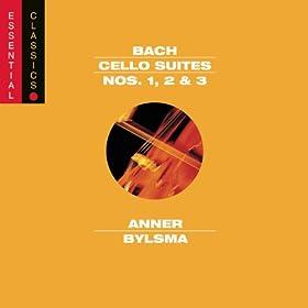 Suite No. 3 in C Major, BWV 1009: Suite No. 3 in C Major, BWV 1009: Bourr�e I & II