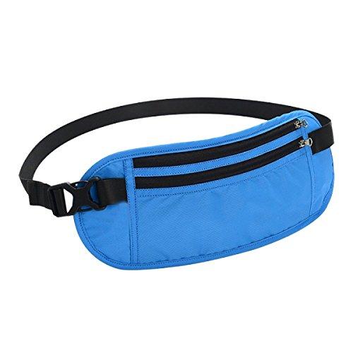 Outdoor Sports Fitness Anti-Rutsch-Taschen Mehrfarbig Blue
