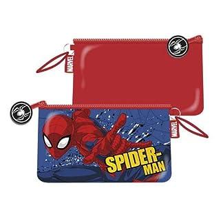 Spiderman – Neceser PVC/Ply, 24 x 14 cm, Multicolor