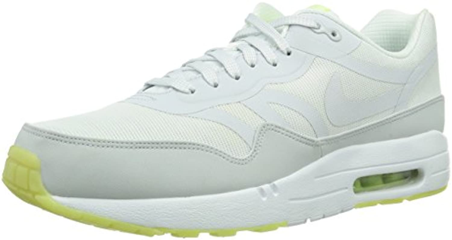 Nike Air Max 1 Prm Tape Glow In The Dark 599514 Herren Low Top Sneaker