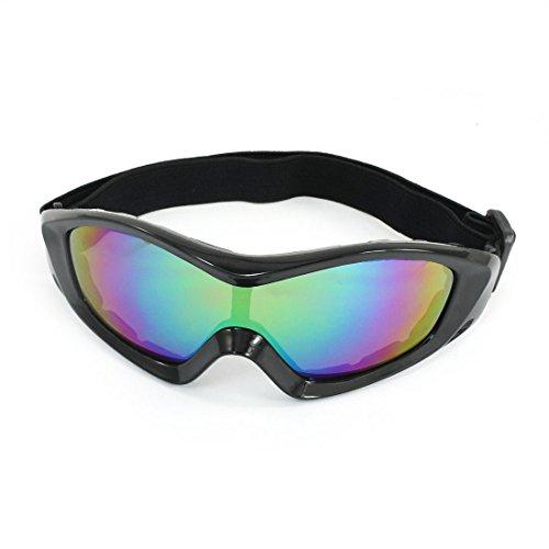 sourcing map Full-Frame Farbige Linse Elastisches Stirnband Brille Brille für Frau Man DE de