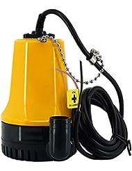 Pompe à Eau 12V DC Électrique Pompe Noyée Submersible Immersible Pour Jardin Piscine Fontaine ou Bateaux