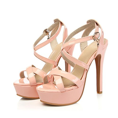 womens-fashion-buckle-pu-patent-leather-cross-strap-thin-high-heel-sandals-pink-us-10