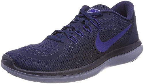 7 RN Laufschuhe, Blau (Midnight Navy/Obsidian/Deep Royal Blue), 44.5 EU (Nike-flex Rn)