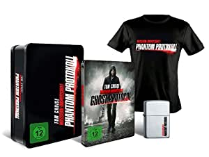 Mission: Impossible - Phantom Protokoll (Steelbook Collector's Edition [Blu-ray]