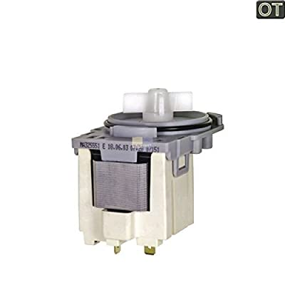 Pump Magnet Technology Solo Washing Machine Drain Pump Askoll Electrolux 132208201