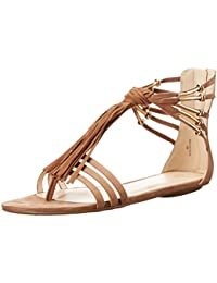 Nine West Emberly Simili daim Sandales Gladiateur