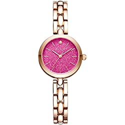 fashion ladies watch waterproof/Simple trend decorative Bracelet Watch-G