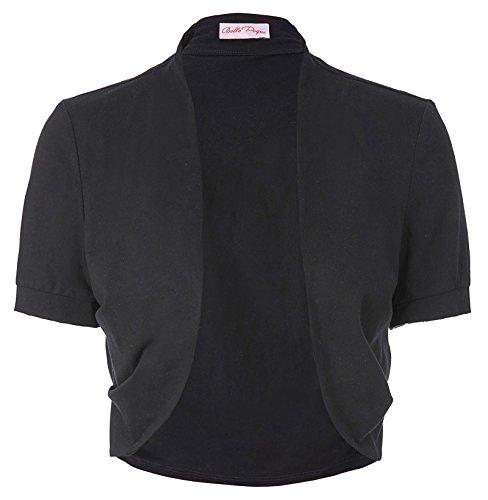 lzucken und Boleros für Kleider Casual Wear JS215-1 S ()