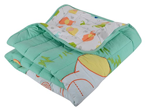 Accent Home Ac Quilt Elephant - 0-12 Months (Multicolour)