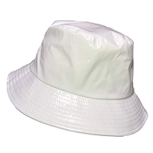 Regolabile TOUTACOO Cappello da Pioggia in Nylon