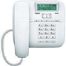 Gigaset DA610 Telefono Fisso, Vivavoce, Bianco [Italia]