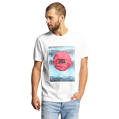Billabong Herren Oberteile / T-Shirt Caravan Weiß