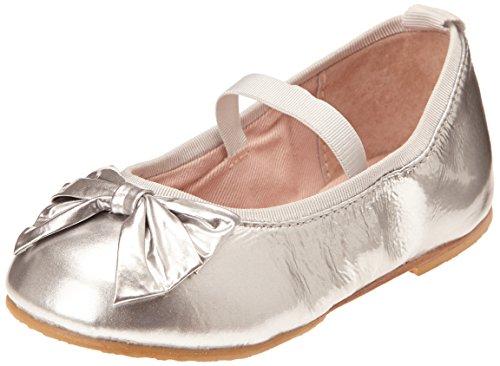 Bloch Abigail Mädchen Ballerinas Silber - Argent (Argento)