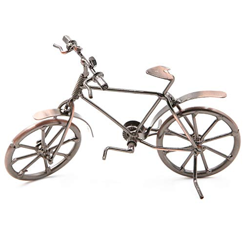 Dawa - Figura Decorativa de Metal para Bicicleta