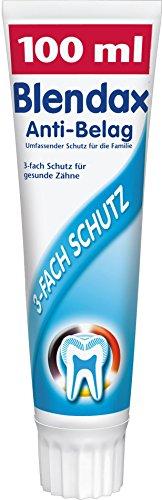 Blendax Anti-Belag 3-Fach Schutz, 100 ml