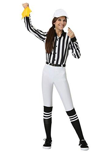 Frauen Schiedsrichter Kostüm - L