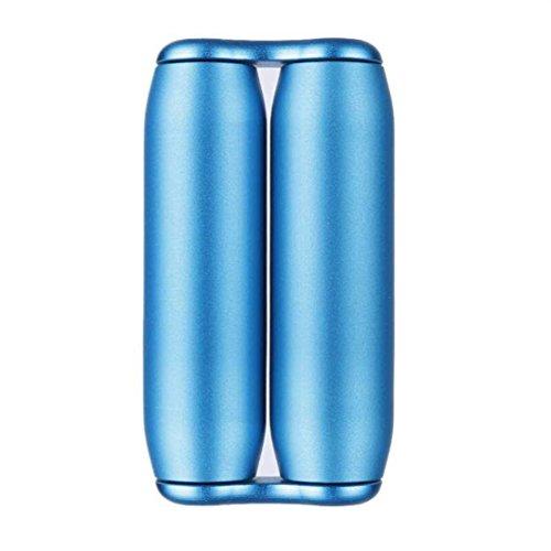 finity Rollen Turn Massage für Stress Relief Zappeln Anti Angst Spielzeug (Blau) (Die Unglaublichen Kostüme Für Kleinkinder)