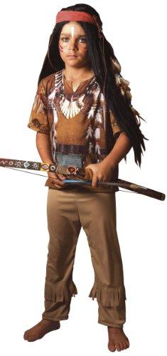Imagen de cesar  disfraz de guerrero indio para niño de 4/5 años