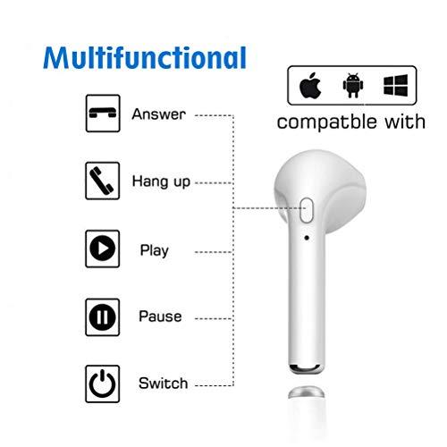 Modaka Écouteurs i11 TWS Bluetooth 5.0 sans Fil Casque Audio stéréo Sport Surround 3D e Box di Ricarica