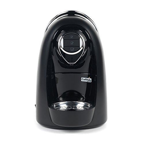 Caffitaly SO4 Black Coffee Making Espresso Machine with 48 Free Coffee Capsules