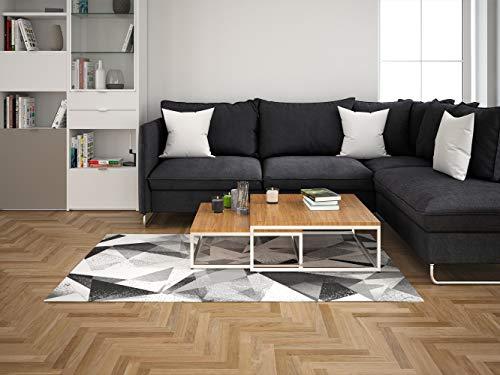 Oedim Alfombra Triángulos Habitaciones PVC | 95 x