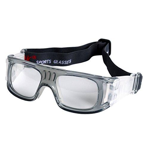 Andux Gafas Protectoras de Ojos para Baloncesto