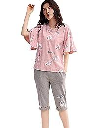 Rosa Pigiami Da Donna Notte E Camicie Nuovo it Amazon zREMqtwHxM