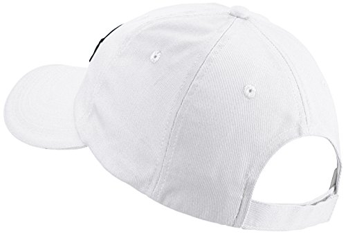 Puma Essential Casquette Enfant Blanc - White-No1 Logo
