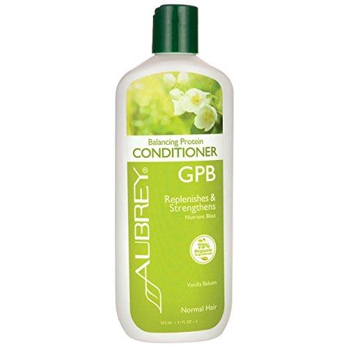Aubrey Organics, GPB, Glykogen Protein, Balancing Conditioner, 11 fl oz (325 ml) - Aubrey Protein Conditioner