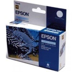 Epson T0345 Ink Cartridge für Stylus Photo 2100, hellcyan