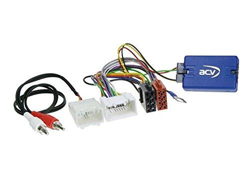 acv-electronic-adaptateur-de-commande-au-volant-dautoradio-kenwood-pour-mitsubishi-asx-outlander-lan