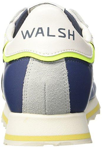 Walsh Vripple Sport, Scarpe da Basket Uomo Multicolore (Nylon/Acid/Avion)