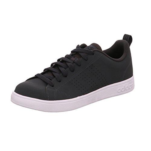 adidas Vs Advantage Cl, Chaussures de Fitness Homme, Gris (Carbon/Carbon/Negbás 000), 42 2/3 EU