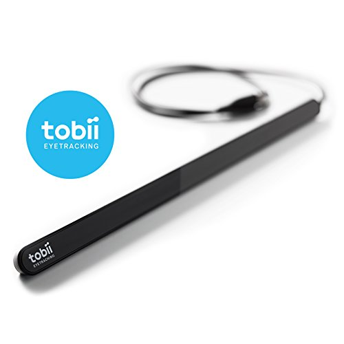 Tobii Eye Tracker Gaming PeripheralTobii Eye Tracker 4C – Für Streaming, PC Gaming und E-Sport