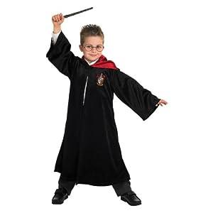 Harry Potter Costume Ragazzo Deluxe, Taglia S (3-4 anni) 12 spesavip