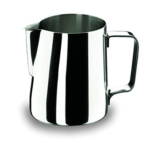 Lacor 62210- bollitore latte inox 1 l