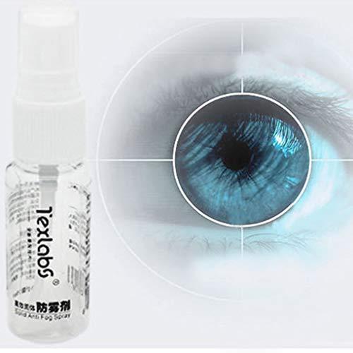 Lorsoul Brillenreiniger Anti-Fog-Spray für Brillen Schutzbrillen Tauchen Ski-Masken