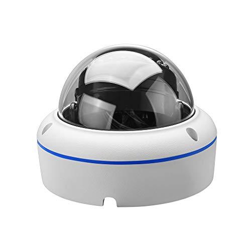 1080P Überwachungskamera, Full HD wasserdicht Staubdicht Statisch WLAN Kamera Nachtsicht Home und Baby Monitor mit Bewegungserkennung, 350°Schwenkbar und Mobile App Kontrolle mit Nachtsicht