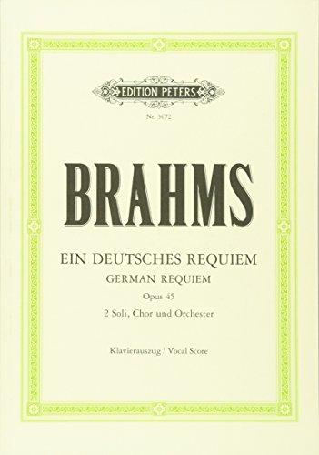 Ein Deutsches Requiem (Ka) Chant