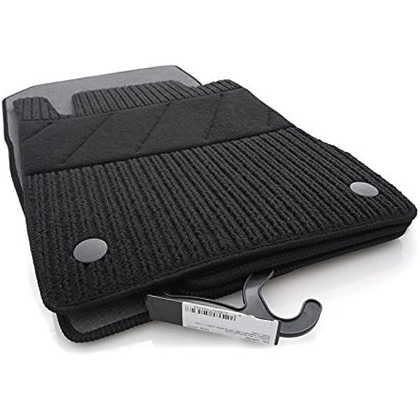 Kh Teile Fußmatten Rips Automatten Original Qualität Ripsmatten 4 Teilig Schwarz Auto