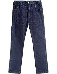 IMAGE KIDS - Vaquero - Pantalones Boot Cut - Básico - para niño