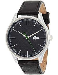 Lacoste Reloj Analógico para Hombre de Cuarzo con Correa en Cuero 2011047