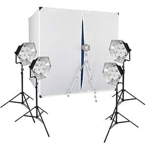 "proxistar Lichtstudio Studioset Daylight 7000 ""MEGA"""