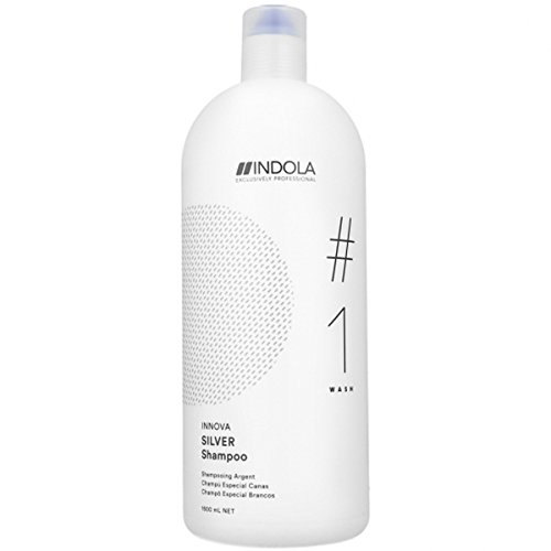 Indola Innova Colour silver Shampoo, Number 1, 1500 ml - 5 Star rating & 2 Reviews
