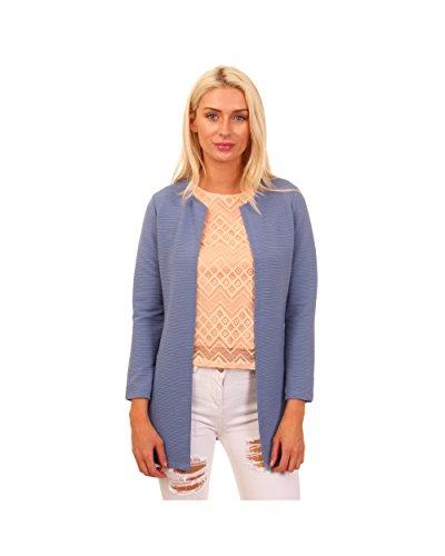 ONLY Damen Bluse M/blue