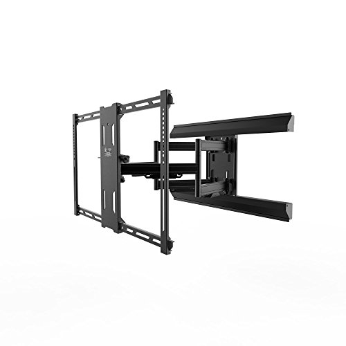 Kanto Full Motion pmx680Pro Series Halterung für 99,1cm bis 203,2cm Flat Panel TVS, schwarz