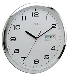 Acctim supervisor orologio da parete con giorno data 330 for Orologio parete ikea