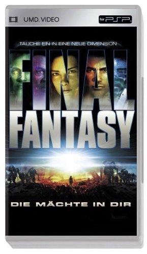 Final Fantasy - Die Mächte in Dir [UMD Universal Media Disc]